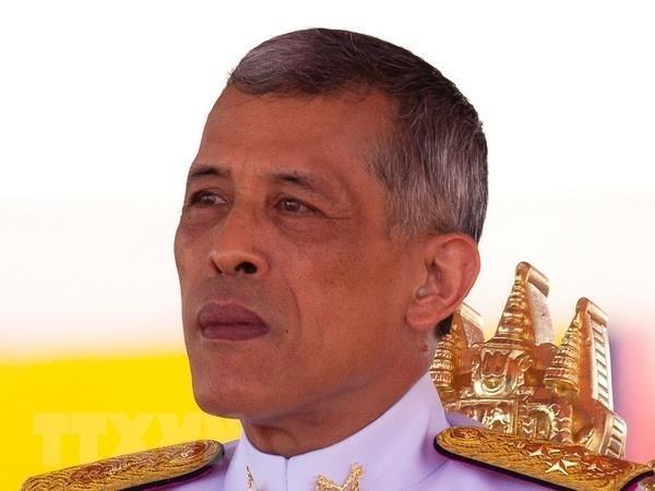 Le roi thailandais convoquera la premiere reunion du Parlement le 22 mai hinh anh 1
