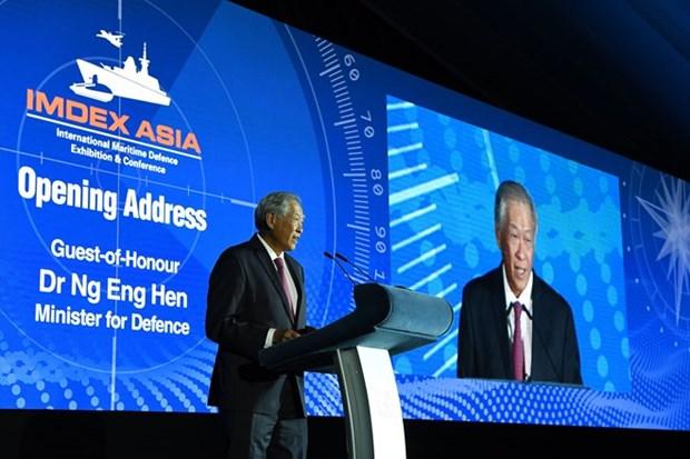 Singapour appelle les pays de la region a mettre en place des regles maritimes communes hinh anh 1