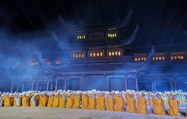 Des journaux etrangers parlent du Vesak 2019 au Vietnam hinh anh 1
