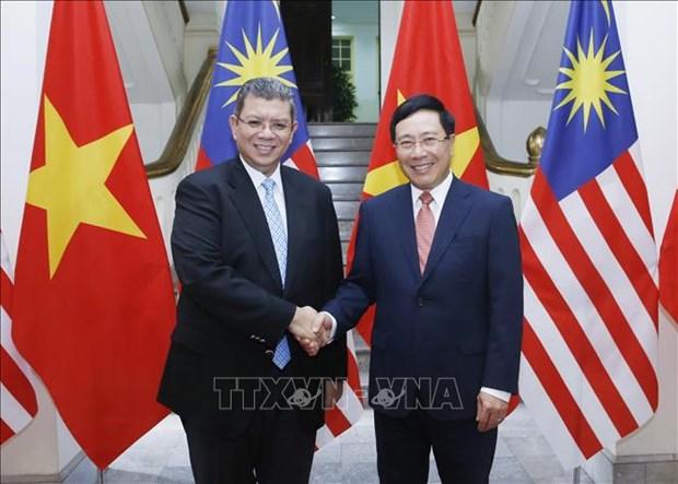 Vietnam et Malaisie visent 15 milliards de dollars du commerce bilateral hinh anh 1