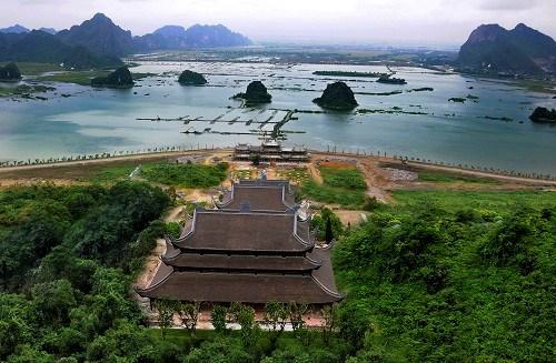 Tam Chuc: un site spirituel incontournable hinh anh 1