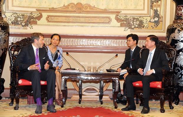 Ho Chi Minh-Ville et l'Autriche exploitent son potentiel de cooperation hinh anh 1