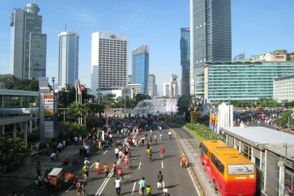 L'Indonesie enregistre un deficit commercial historique en avril hinh anh 1