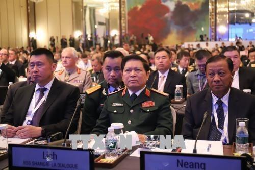 Le ministre vietnamien de la Defense sera present au Dialogue de Shangri-La 2019 hinh anh 1