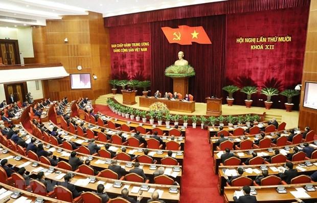 Le programme d'edification nationale du Parti, un bilan positif hinh anh 1