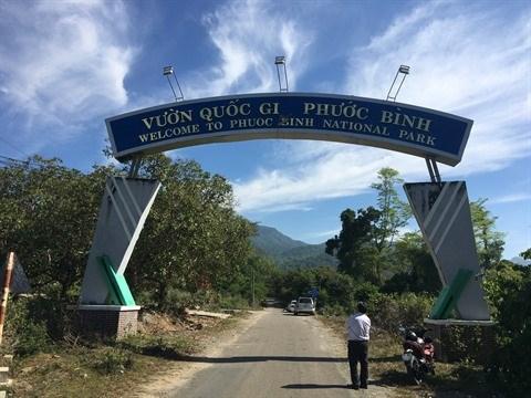 Depart en safari au Parc national de Phuoc Binh, dans le Centre hinh anh 1
