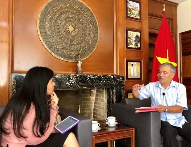 Les relations entre le Vietnam et le Mexique au beau fixe hinh anh 1