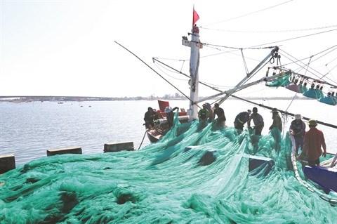 Peche INN: le Vietnam s'emploie a retrouver la carte verte hinh anh 2