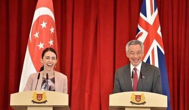 Singapour renforce son partenariat avec la Nouvelle-Zelande hinh anh 1