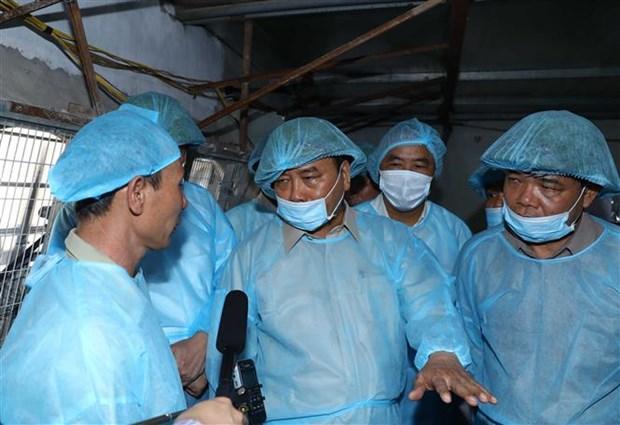 Le PM Nguyen Xuan Phuc demande de redoubler d'efforts contre la PPA hinh anh 2