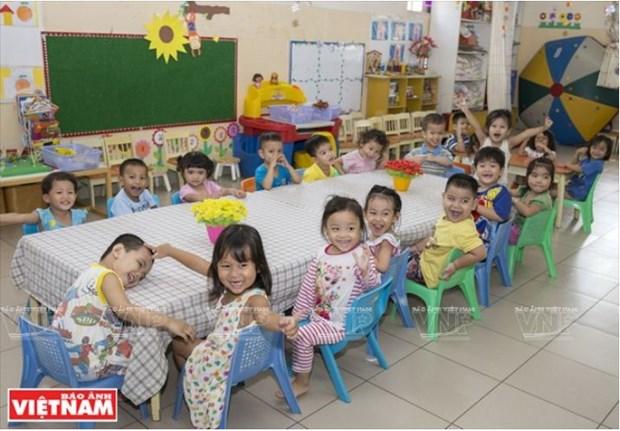 La Christina Noble Children's Foundation s'engage pour les enfants defavorises hinh anh 2