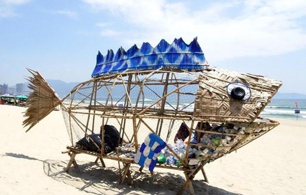 Une caravane pour changer les habitudes de consommation de plastique hinh anh 1
