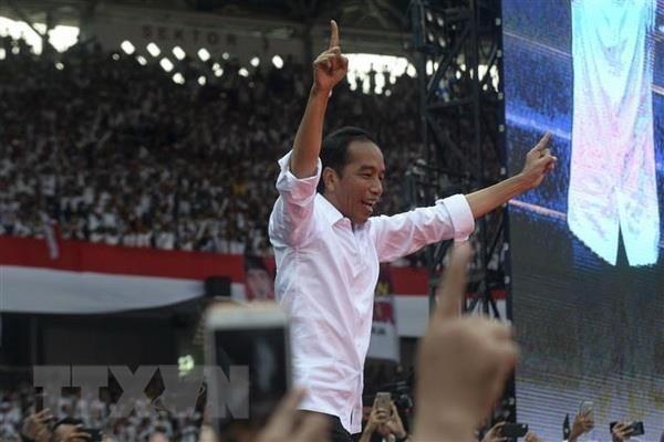 Indonesie: Joko Widodo proclame sa victoire pour un second mandat hinh anh 1