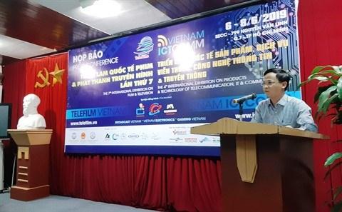 Vietnam ICTCOMM 2019 attendu a Ho Chi Minh-Ville hinh anh 1