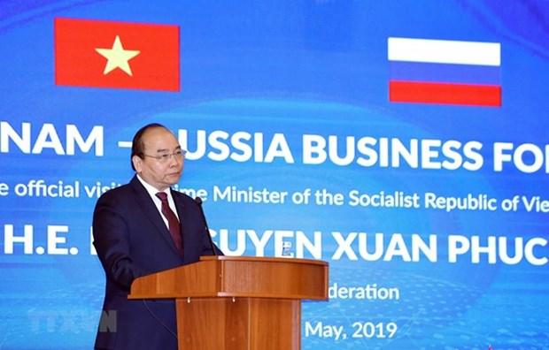 Le Vietnam fait toujours bon accueil aux entreprises russes hinh anh 1