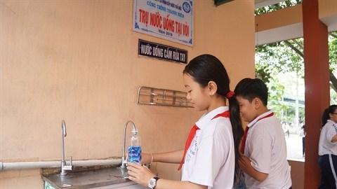 Garantir suffisammment d'eau potable pour la population de Ho Chi Minh-Ville hinh anh 1