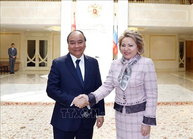 La cooperation parlementaire efficace contribue a resserrer les liens Vietnam-Russie hinh anh 1