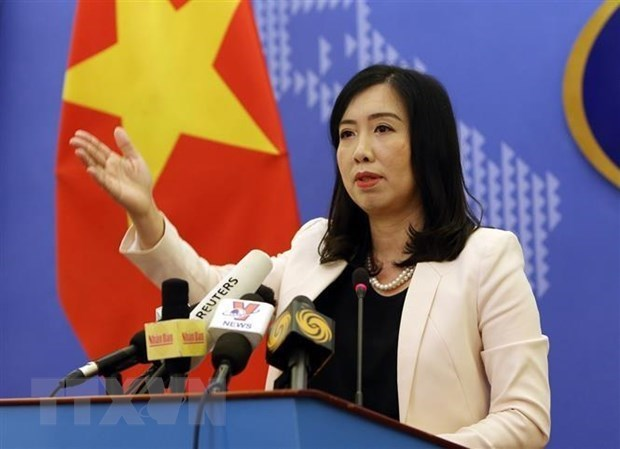 Demander a la Chine de respecter la souverainete vietnamienne hinh anh 1