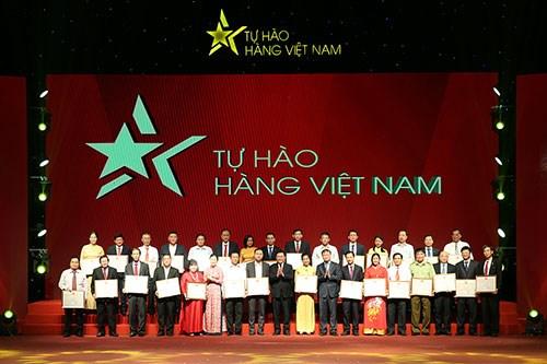 Les produits vietnamiens representent 60% des detaillants nationaux traditionnels hinh anh 1
