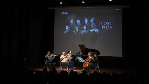 A Hanoi, la musique classique joue sur des contrastes captivants hinh anh 1