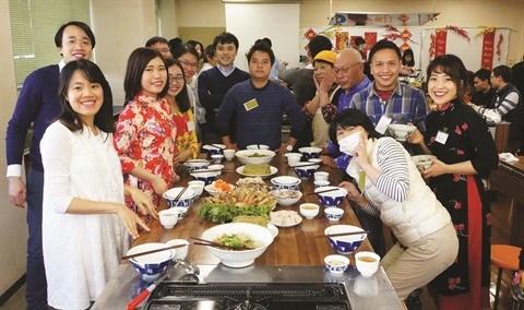 Betoaji, la cuisine vietnamienne au Japon qui fait chaud au cœur hinh anh 1