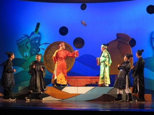 Le Festival national de theatre classique 2019 sonne les trois coups hinh anh 1