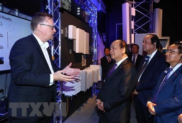 Le Vietnam s'interesse aux technologies suedoises hinh anh 2
