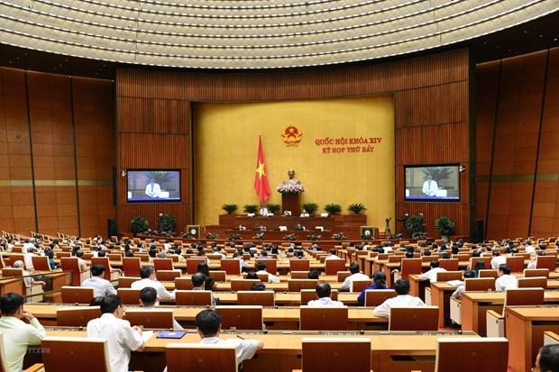 AN : adhesion du Vietnam a la convention de l'OIT et projet de code du travail modife en debat hinh anh 1