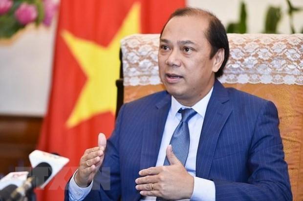 Le Vietnam soutient la mise en œuvre des priorites de l'ASEAN hinh anh 1