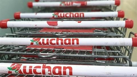 Auchan, accule financierement, vend ses magasins au Vietnam hinh anh 1