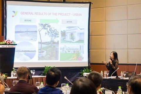 La Belgique soutient le Vietnam dans la croissance verte hinh anh 3