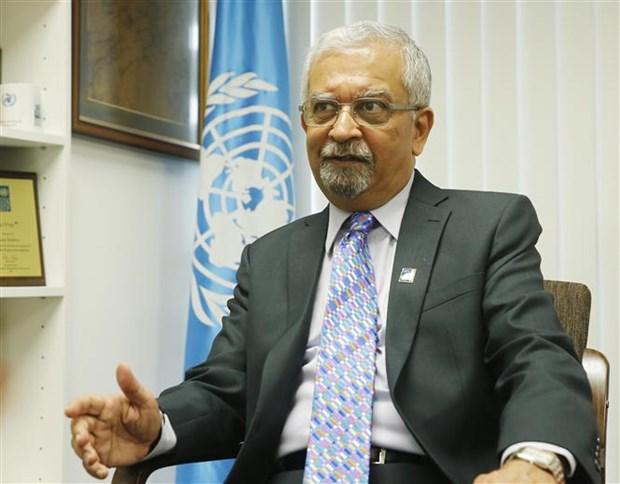 Le coordinateur resident de l'ONU salue le role du Vietnam hinh anh 1