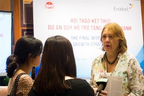 La Belgique soutient le Vietnam dans la croissance verte hinh anh 2