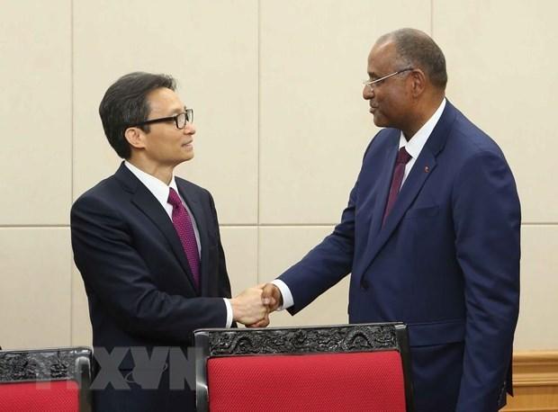 Le Vietnam pret a partager son experience avec la Cote d'Ivoire hinh anh 1