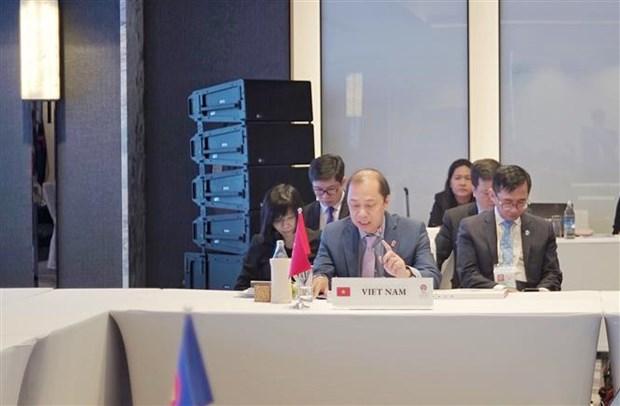 Le Vietnam a la SOM de l'ASEAN +3 et des pays du sommet de l'Asie de l'Est hinh anh 2