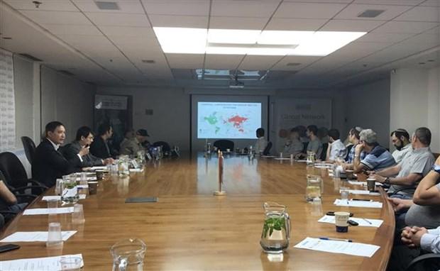 Les opportunites au Vietnam interessent les entreprises israeliennes hinh anh 1