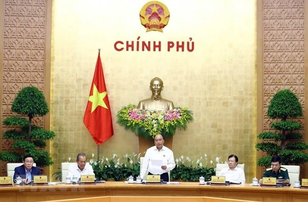 Le gouvernement determine a atteindre les objectifs fixes hinh anh 1