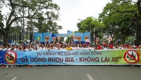 Le Vietnam s'attaque a l'alcool au volant pour reduire le nombre des accidents hinh anh 2