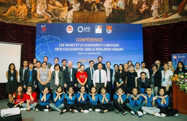 La jeunesse, un axe majeur de la strategie de l'AFD au Vietnam hinh anh 2