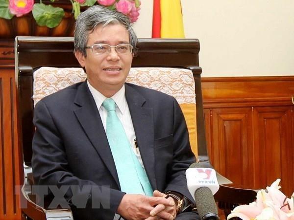 Le Vietnam continuera d'oeuvrer pour la paix et la securite du monde hinh anh 1