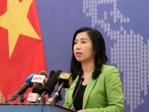 Commentaires du Vietnam face au discours du Premier ministre singapourien hinh anh 1