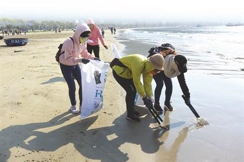 Lutte contre les dechets plastiques: Da Nang met le turbo! hinh anh 2