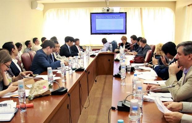 Potentiels de cooperation Russie-Vietnam dans le contexte de mondialisation economique hinh anh 1
