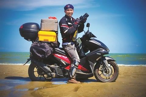 Il parcourt le pays pour photographier les sites pollues hinh anh 2
