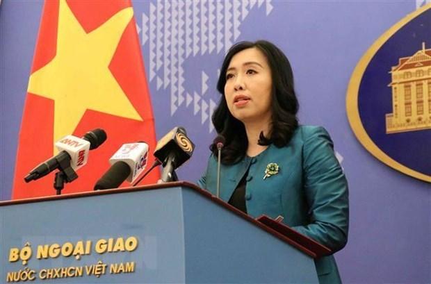 Le Vietnam affirme sa souverainete sur les archipels Truong Sa (Spratly) et Hoang Sa (Paracel)  hinh anh 1