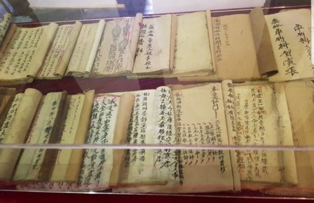 Le dernier fabricant de papier d'ordonnances royales de Hanoi hinh anh 1