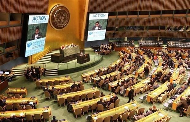 Le Vietnam elu membre non permanent du Conseil de securite de l'ONU hinh anh 1