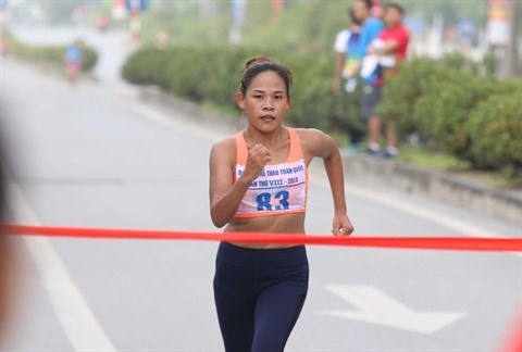 Nguyen Thi Thanh Phuc espere decrocher la medaille d'or aux SEA Games 30 hinh anh 1