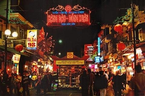 Le Vieux quartier de Hanoi