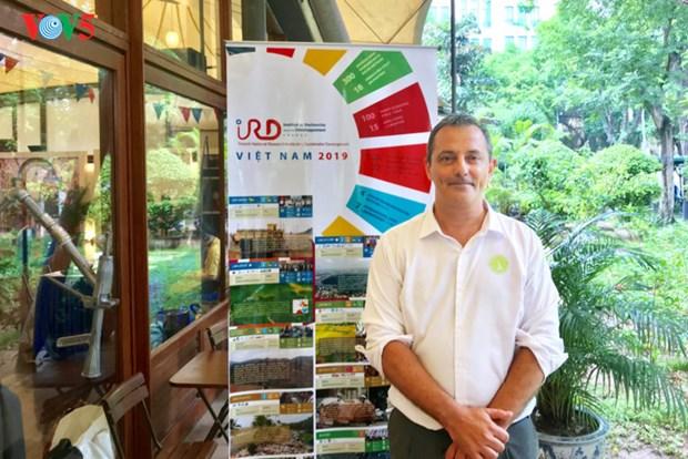 Des actions francaises pour un Vietnam plus vert hinh anh 2